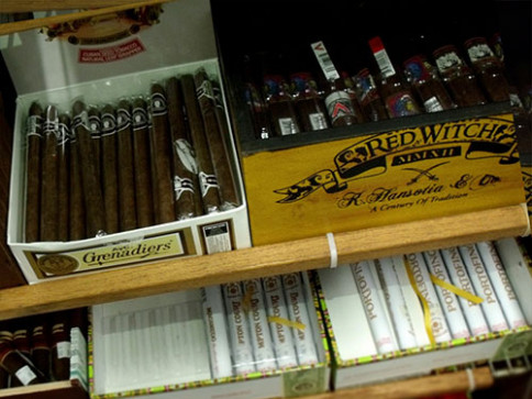 Premium Cigars & Tobacco products